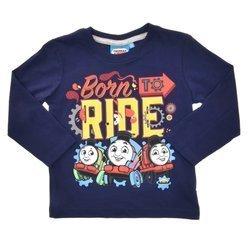 Bluzka dla dzieci z długim rękawem Tomek i Przyjaciele