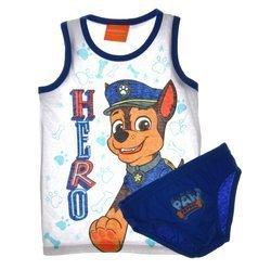 Komplet dziecięcy Psi Patrol Navy