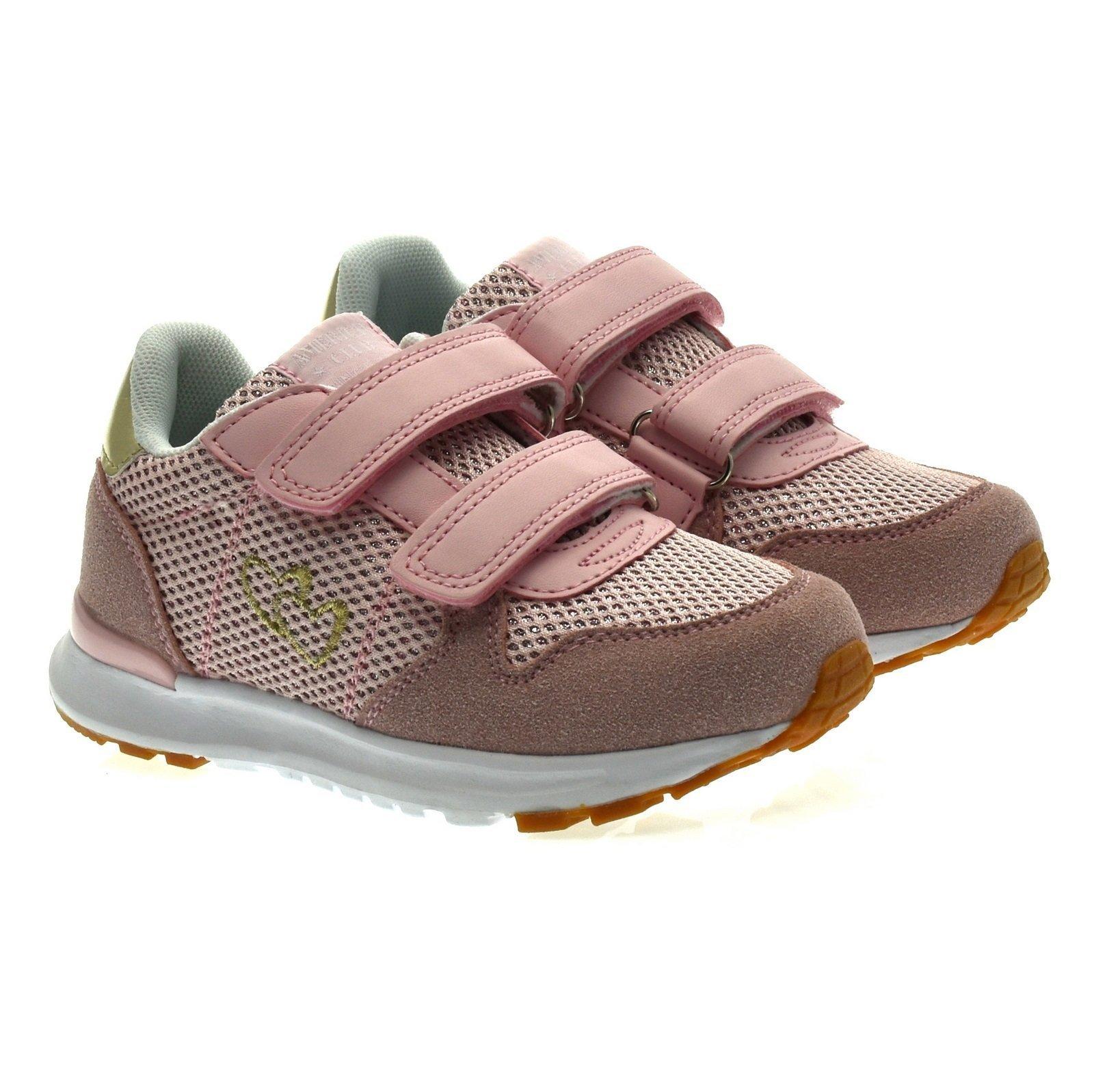 Buty Sportowe Dla Dzieci American Club Es27 21 Pudrowe Rozowy Pudrowy Roz 6702 Sklepdorotka Pl