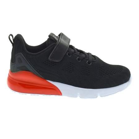 Adidasy dla dzieci American Club CA 04/20 Czarne