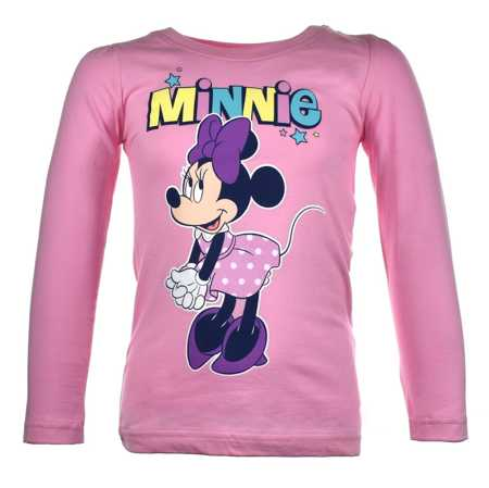 Bluzka dla dziewczynki Myszki Minnie Pink