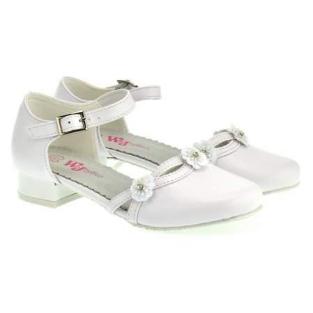 Buty komunijne dla dziewczynki Wojtyłko 2009B