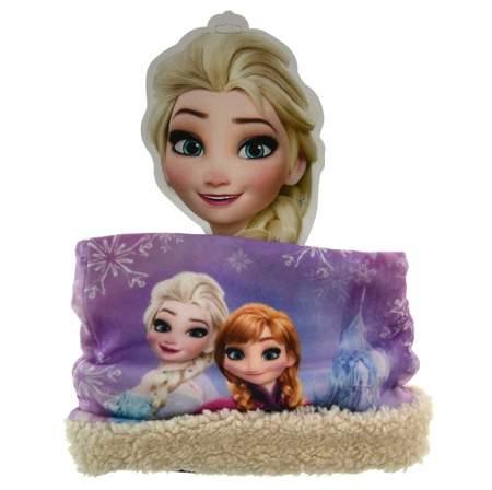 Ciepły komin dziecięcy Frozen-Kraina Lodu
