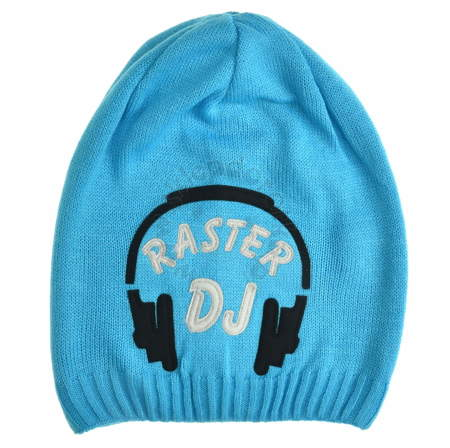 Czapka dziecięca DJ Raster