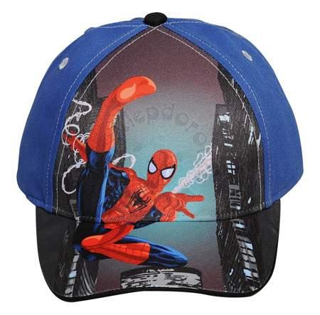 Czapka z daszkiem dla dzieci Spider-Man