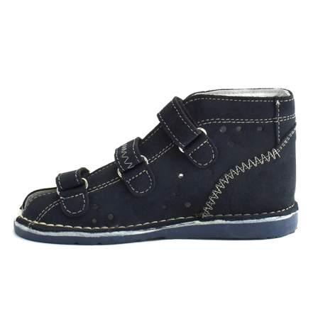 Dziecięce buty profilaktyczne Danielki T105/115 Granatowe