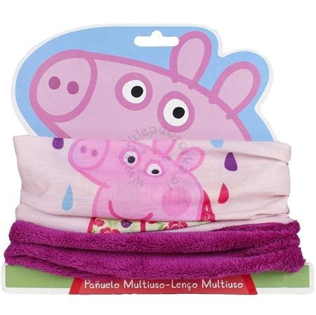 Komin z postaciami z bajki Peppa Pig Świnka Peppa