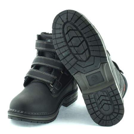 Młodzieżowe buty zimowe American Club 8610085V
