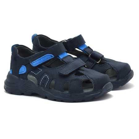 Sandały dla dzieci Kornecki 06712 Kobalt