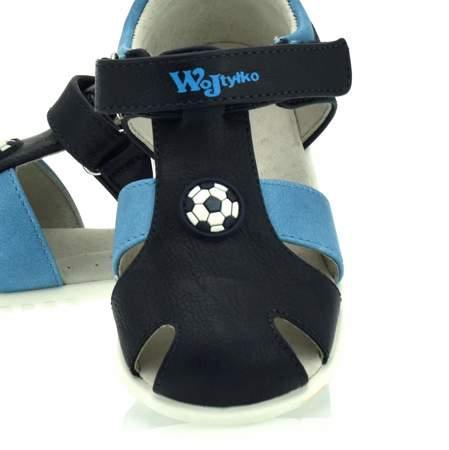 Sandały dla dzieci Wojtyłko 1119
