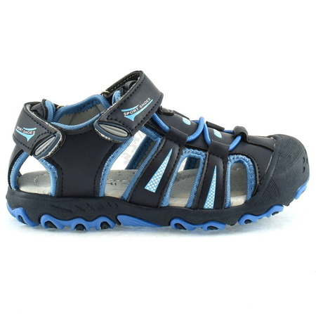Sandały dziecięce LIN SHI A2600