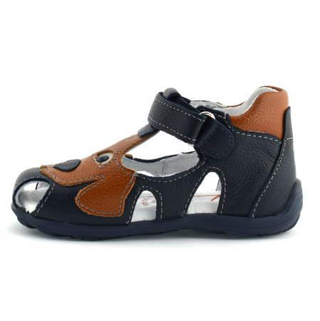Skórzane sandały dla dzieci RenBut 11-1342