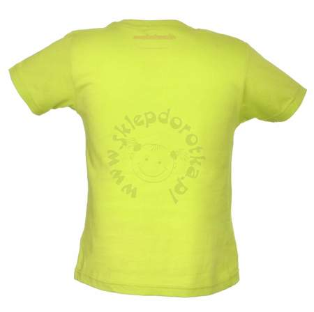 T-shirt dziecięcy z wizerunkiem bohaterów bajki Psi Patrol